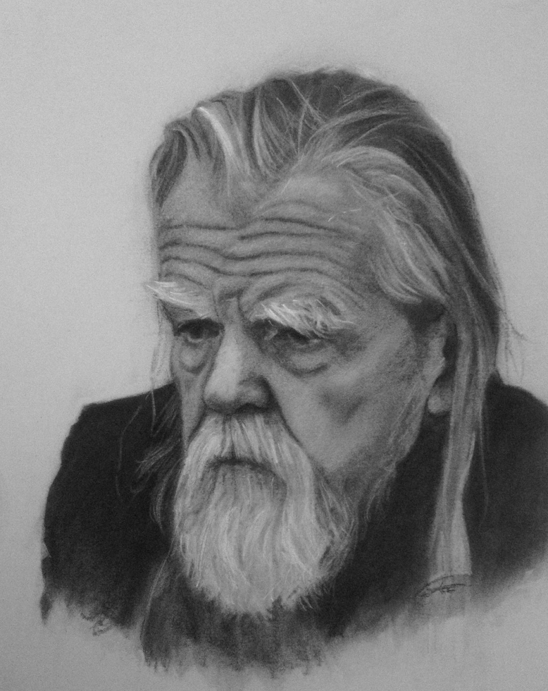 Michael Lonsdale by Daedalus
